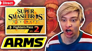 ARMS COMING TO SMASH? Direct Reaction & Discussion | TSM Leffen