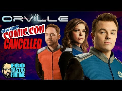 The Orville Cancelled NYCC Panel - Australia Premiere - DVD Release Date | TALKING THE ORVILLE