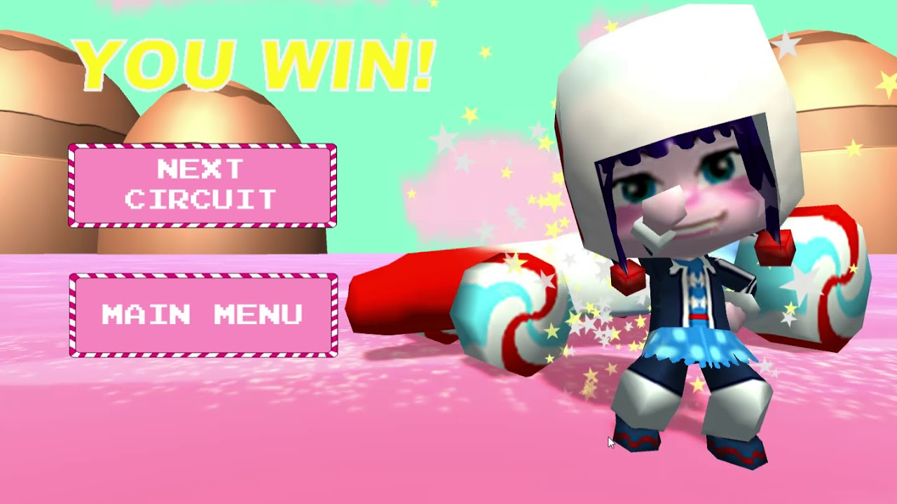 Candy Rush Game