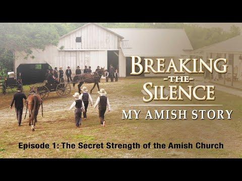 Breaking the Silence   The Secret Strength of the Amish Church   Joseph J. Graber   Lester Graber