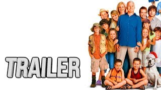 Cheaper By The Dozen 2 (2005) | Trailer #1 (English) Feat. Robbie Amell & Taylor Lautner