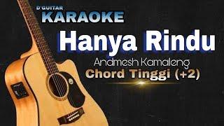 Download Mp3 Karaoke  Female/wanita  - Hanya Rindu  Andmesh Kamaleng