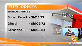 Petrol price down, diesel and kerosene prices up