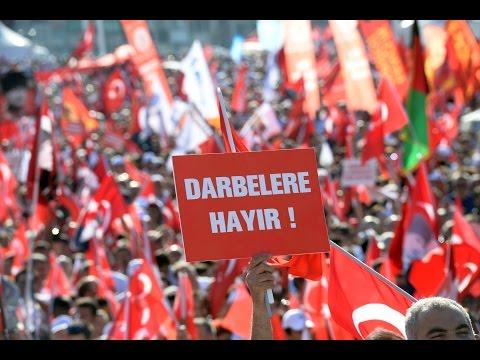Ne Darbe Ne Dikta, Yaşasın Özgürlükçü Demokrasi!