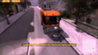 Best Game Ever Street Cleaning Simulator