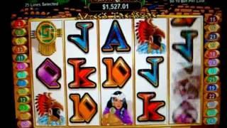 Aztec's Treasure - Winning Odds Online Slots