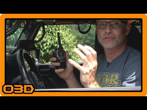 Complete Guide To Off Road Communications! CBRS FRS MURS GMRS HAM RACE BUSINESS Radios