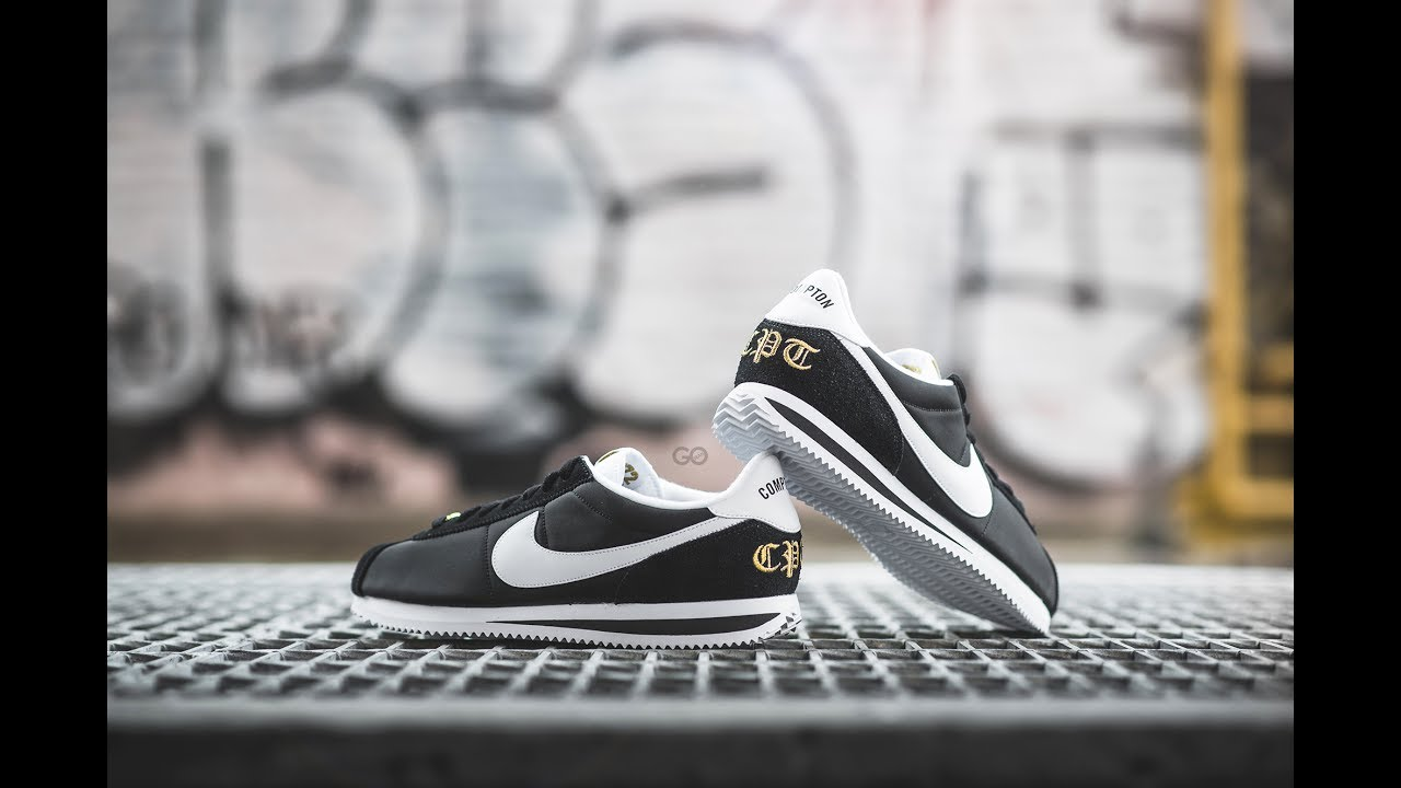 detailed look d8ea0 f9002 Review   On-Feet  Nike Cortez Basic Nylon Premium