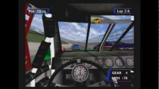 Talladega Superspeedway in NASCAR Games over the years...