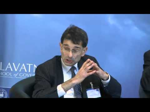 Plenary - Regulation in the Financial Centres: Challenges of Government Conference 2012