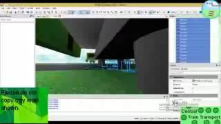 Gebäude CTT 6.0 auf ROBLOX (Broadcast 9)