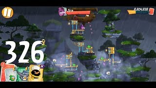 Angry Birds 2: level 326, 3Star