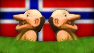 TROLLS OF NORWAY - Boris coutry review