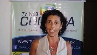 Fórum Social da UFSB - Entrevista com Andréa Balmant (TV Web Cultura)