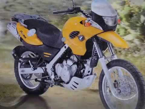 Bmw F650gs 2002 Youtube
