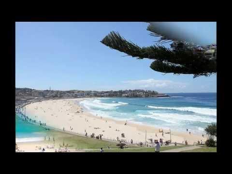 Bondi Beach-New South Wales in Australia-most beach in Australia-most beautifull beach in Australia