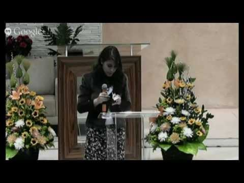 Culto de Quarta-feira - Conhecer a Jesus -Irmã Leticia Oliveira
