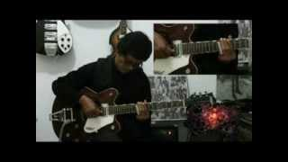 Marwa Blues cover by Arfan BeatFour