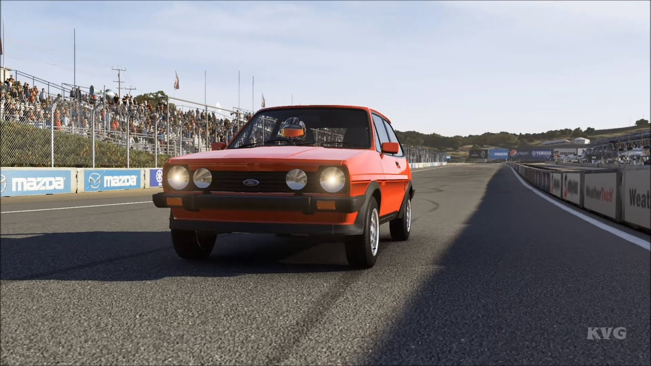 forza motorsport 6 ford fiesta xr2 1981 test drive gameplay xboxone hd 1080p60fps youtube. Black Bedroom Furniture Sets. Home Design Ideas