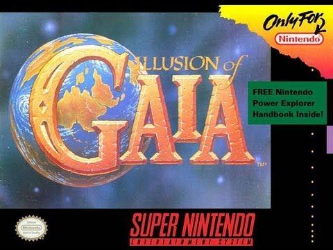 Illusion of Gaia OST
