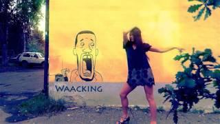 Waacking Online Battle 2015