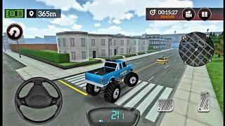 Dev Kamyonet Araba Sürme Oyunu || Drive for Speed:Simulator screenshot 5
