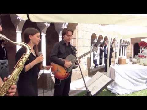 MUSICA RICEVIMENTO MATRIMONIO ROMA VITERBO RIETI - TRIO LIVE