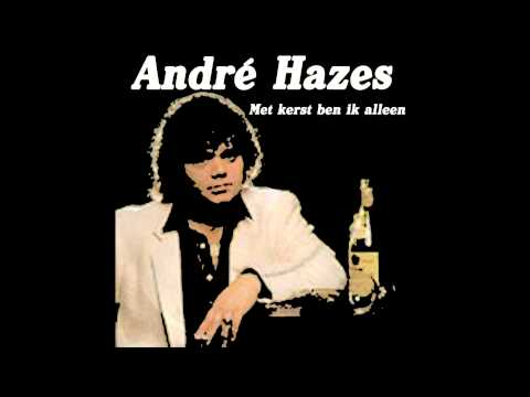 André Hazes Covers by Abba  - The Day Before You Came (met kerst ben ik alleen)
