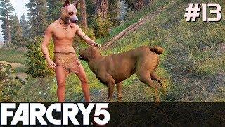 FAR CRY 5 Gameplay PL [#13] ZACZAROWANY Las /z Skie