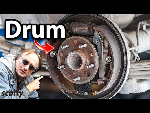 How to Replace Drum Brakes on Your Car