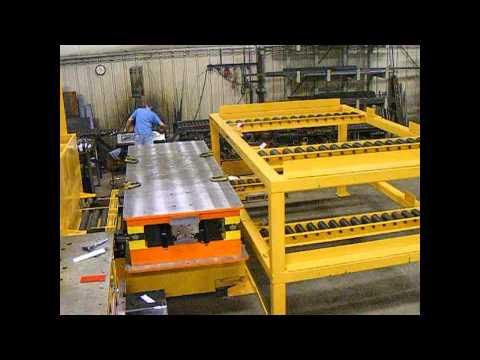 Titan Die Cart 3117: 30,000 lb Capacity