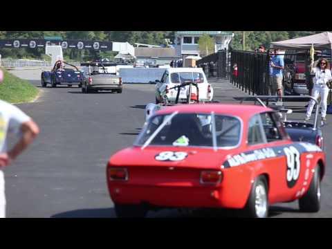 Lime Rock Historic 33 Vintage Auto Racing