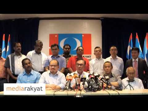Anwar Ibrahim: We Will Not Allow Our Struggle To Be Derailed Or Hijacked By Racists