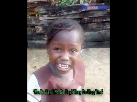 Meet Success The Funny Warri Girl, Sent Out Of School For School ...