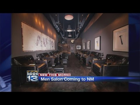 Grooming salon just for men to open in Albuquerque