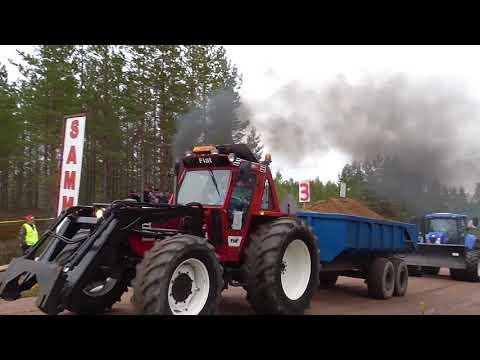Videokooste Sammin Mäkivetokisat 9.9.2017