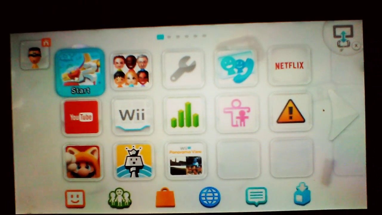 Wii U Downloadable Games : How to download free games on wii u youtube