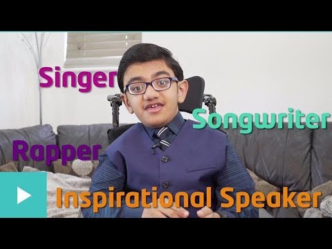 Sparsh Shah's Interview/Feature on BBC Newsround in London, UK