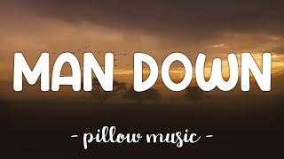 Man Down - Rihanna (Lyrics) 🎵
