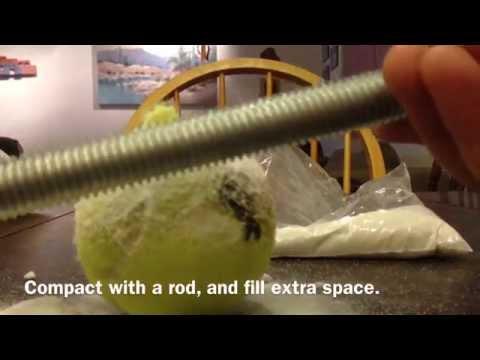 How to make a smoke bomb  ( No cooking) - YouTube