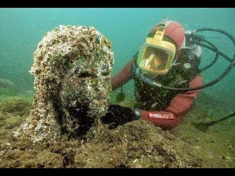 Inilah Penemuan Jasad Firaun Dan Roda Keretanya Yang Tenggelam Di Laut Merah