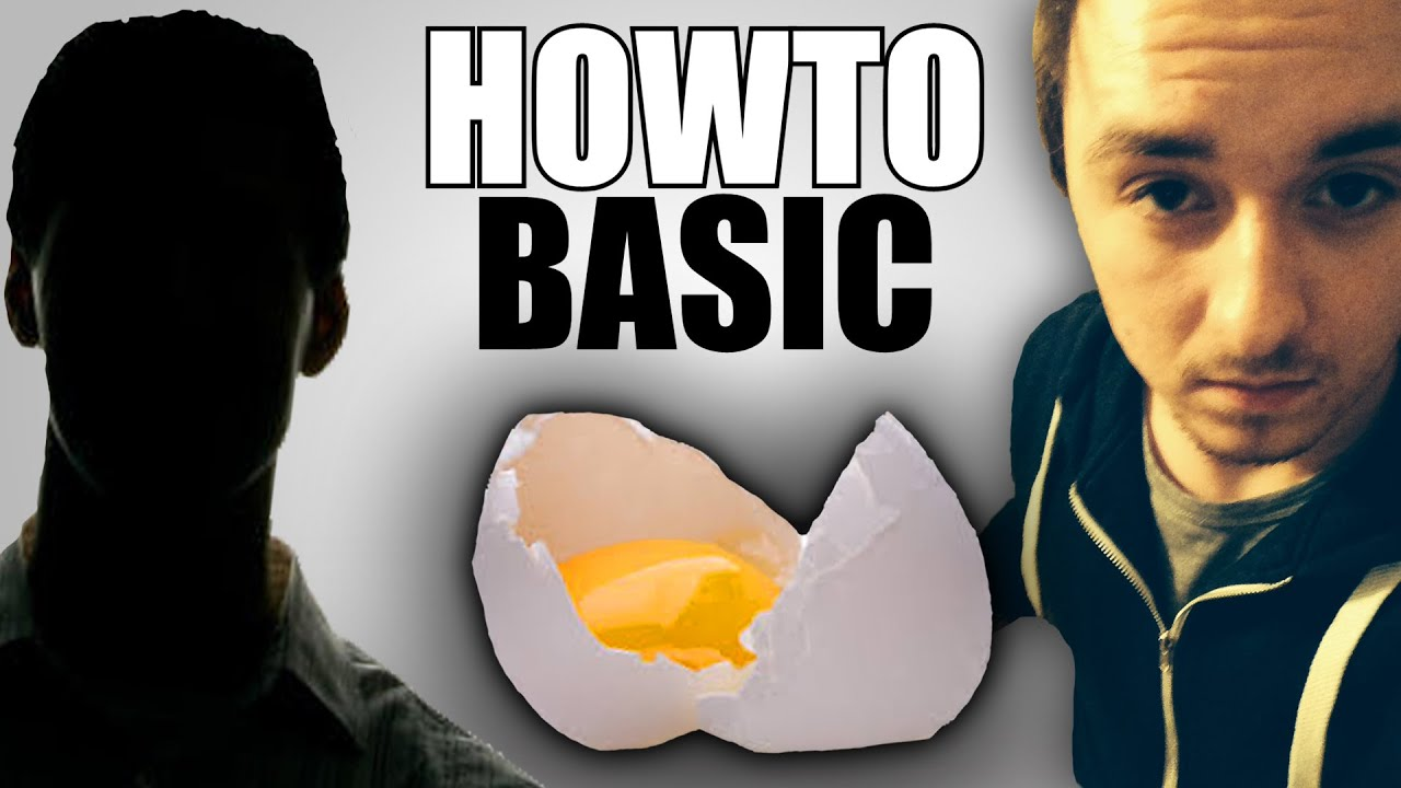 HOWTOBASIC NAME REVEALED?! - YouTube