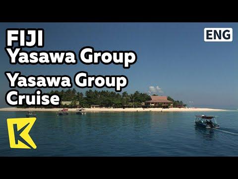 【K】Fiji Travel-Yasawa Group[피지 여행-야사와]야사와 군도 유람선/Yasawa Group Cruise/Film Blue Lagoon/Coral/Island