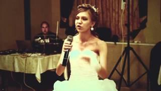 Подарок от невесты жениху. Наша свадьба(11-11-2011).mp4