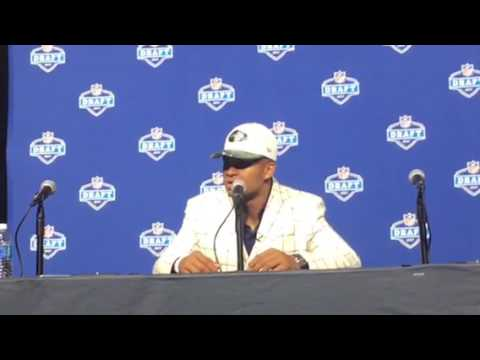 Jamal Adams Interview NY Jets 2017 NFL Draft 1st Round Pick #NFLDraft