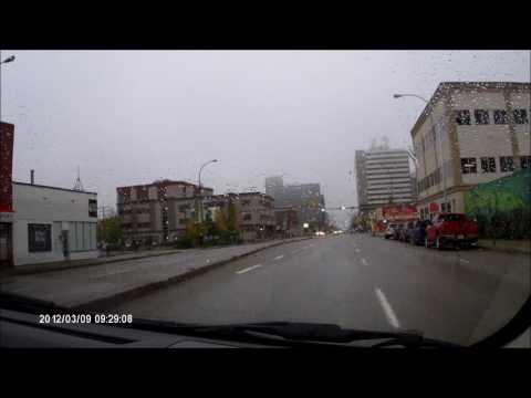 Regina, Saskatchewan Driver