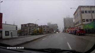 Regina, Saskatchewan Driver's License Road Test
