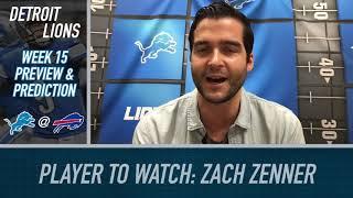 Detroit Lions vs Buffalo Bills Preview and Prediction