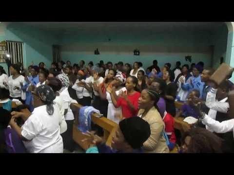 Tlotlo E Nne Go Modimo - Saint Patrick's Catholic Church, Mahalapye (Easter Vigil Mass 2017)