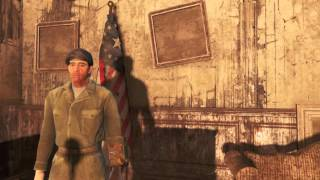 Fallout 4 Fraternal Post 115 speech reminiscence